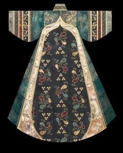 Wedding Robe of Hod Hod